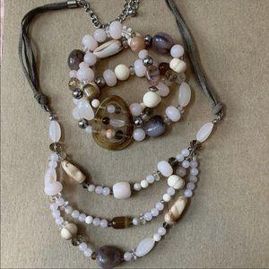 Chico's jewelry set